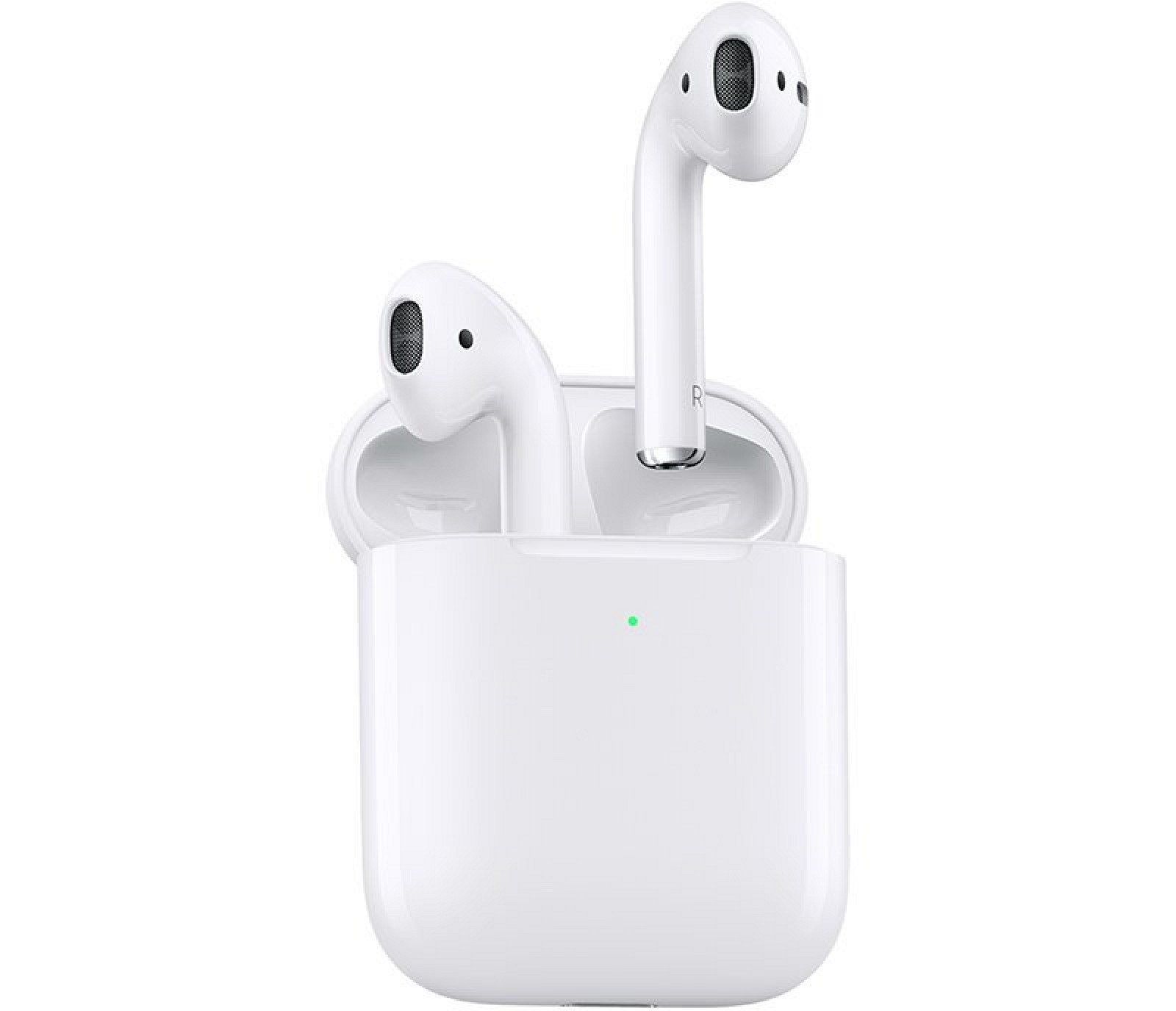 airpods side view